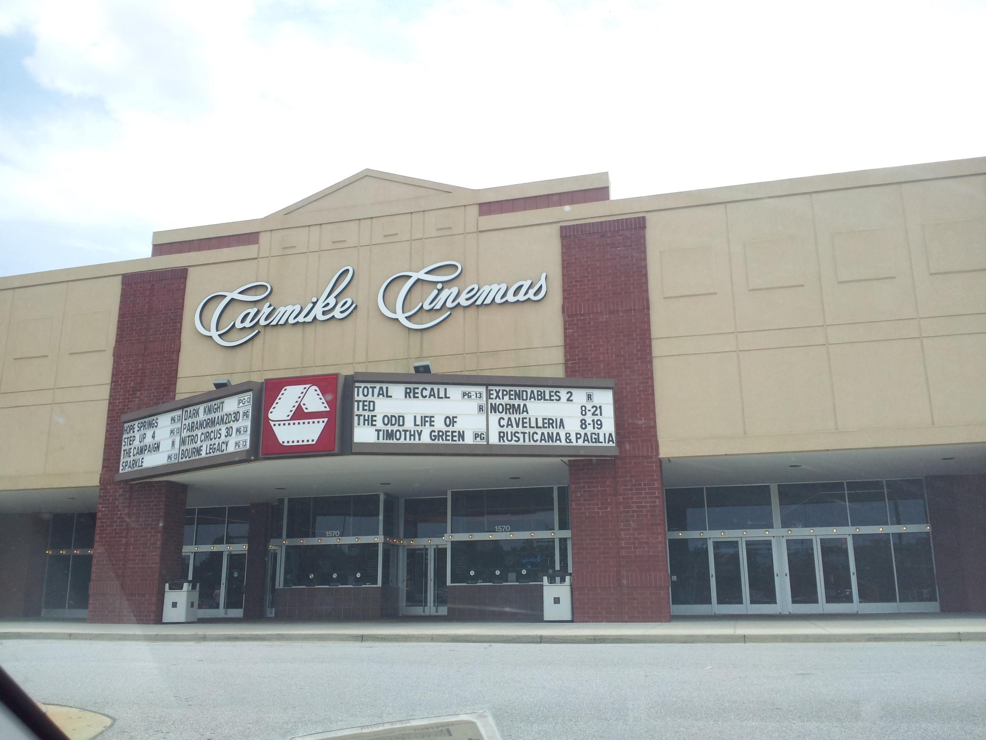 Carmike Cinema Movie Theater 42