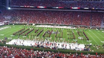 Georgia players react to Vanderbilt blowout