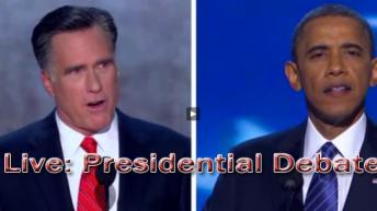 Replay: Presidential Debate