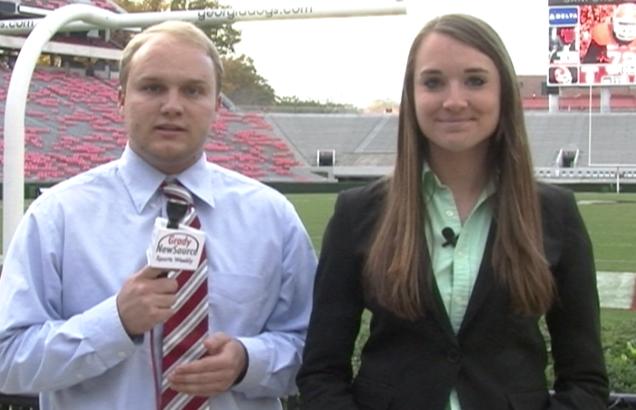 Grady Newsource Sports Weekly Update: November 8
