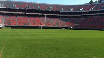 VIDEO: Richt and players get ready for Auburn game