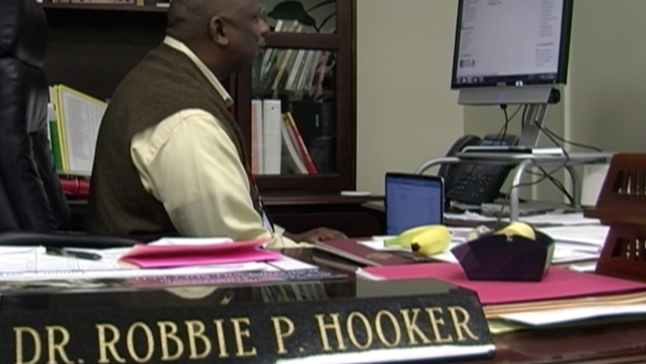 Clarke Central High School Principal Recognition