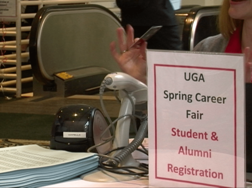 UGA Spring Career Fair Sets Recruiter Attendance Records