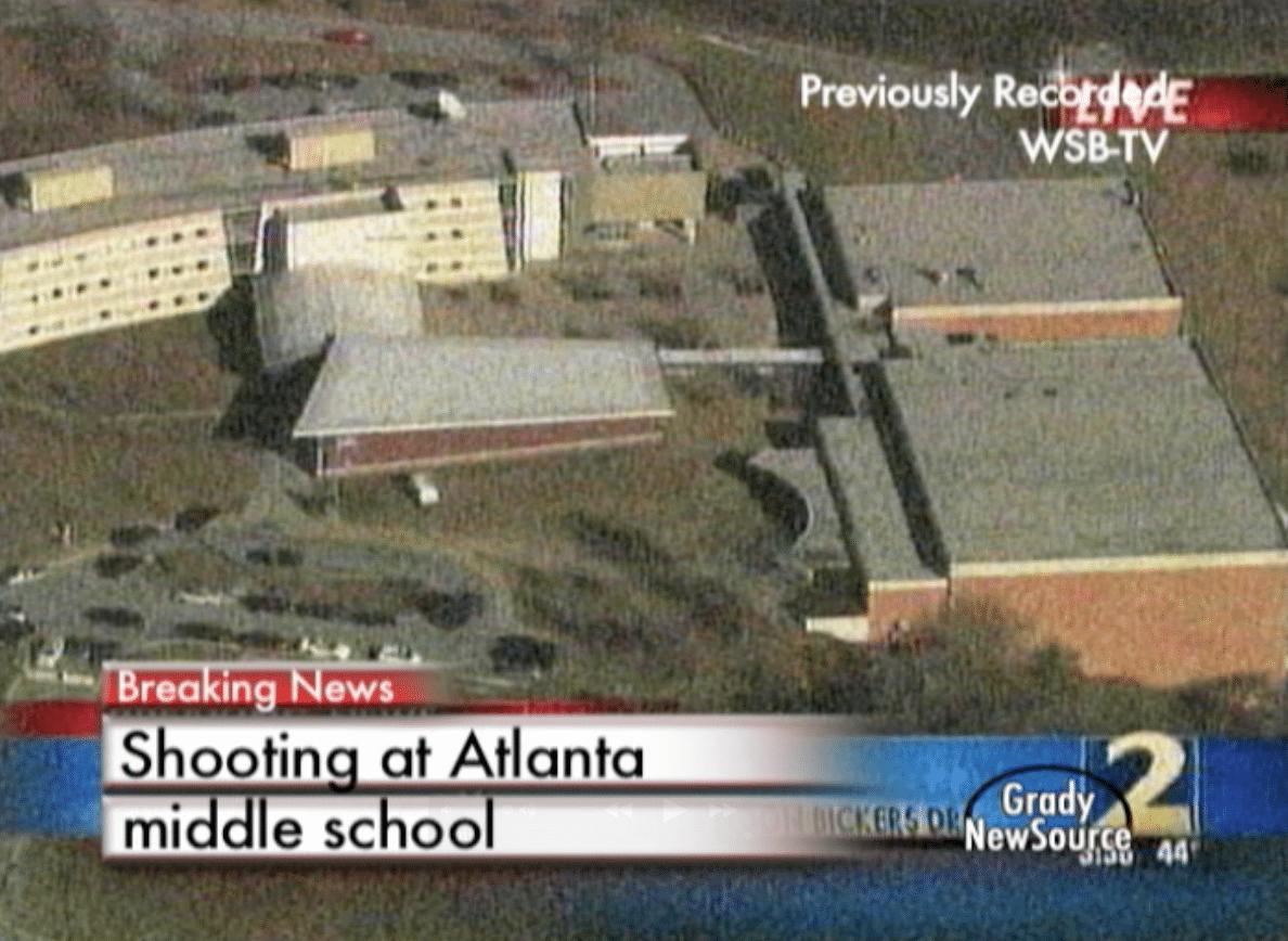 Breaking News: Shooting at Atlanta Middle School — Grady