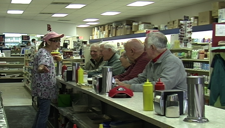 Five-points lunch counter a place for friendship, food