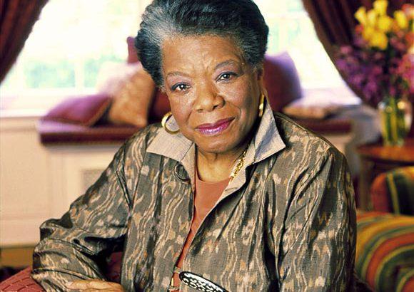 Maya Angelou Visits UGA