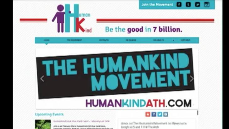 UGA Students Start HumanKind Movement