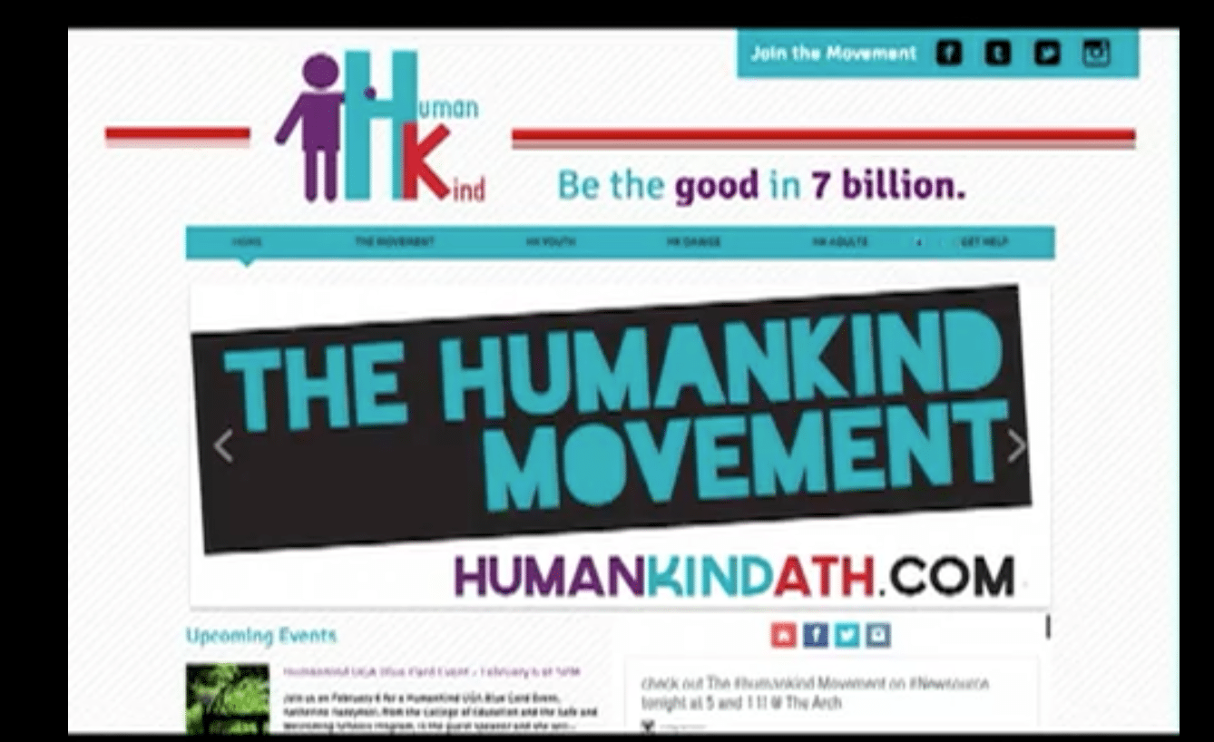 UGA Students Start HumanKind Movement