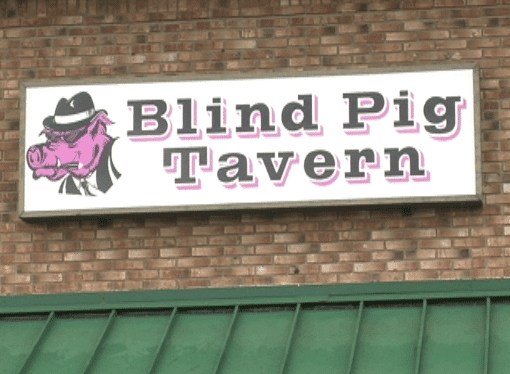 Blind Pig Tavern hosts Council of the Blind fundraiser