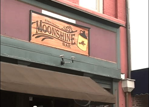 Homeless Man Arrested for Bar Burglaries