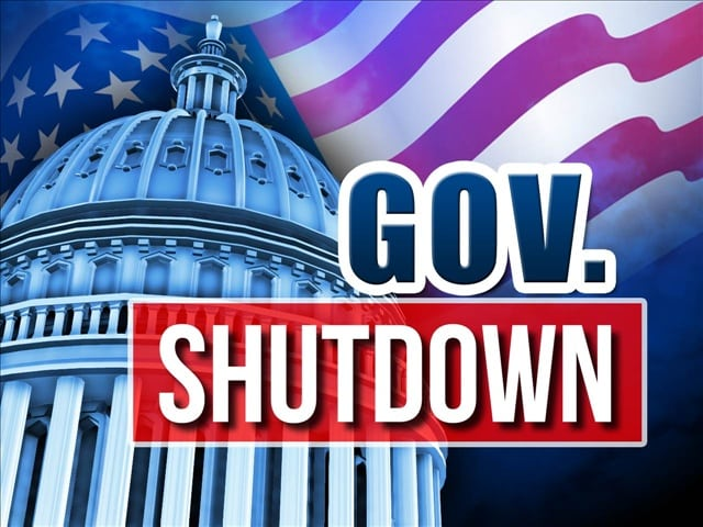 """Government shutdown could put """"non-essential"""" employees' jobs on hold"""