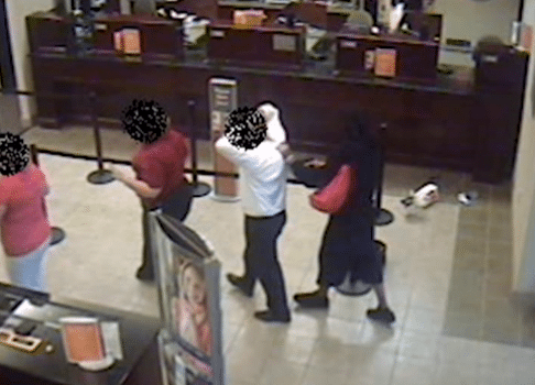 Suntrust Bank Robbery