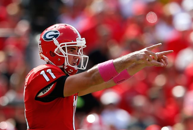 Aaron Murray's Legacy