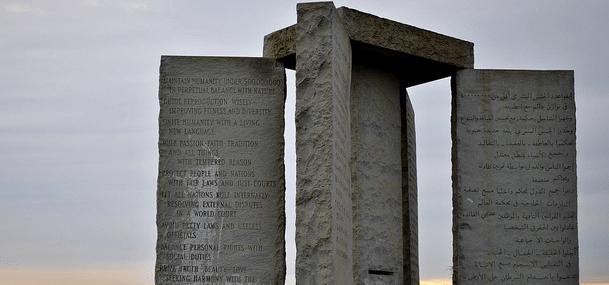 """Elberton Monument Dubbed """"America's Stonehenge"""""""