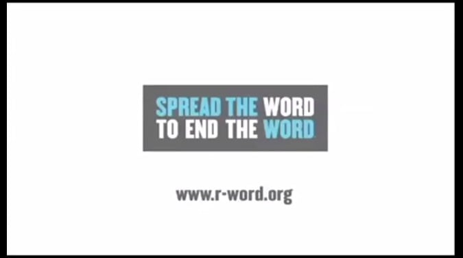 spread the word to end the Spread the word to end the word® fact sheet what spread the word to end the word is an ongoing effort by special olympics, best buddies and our.