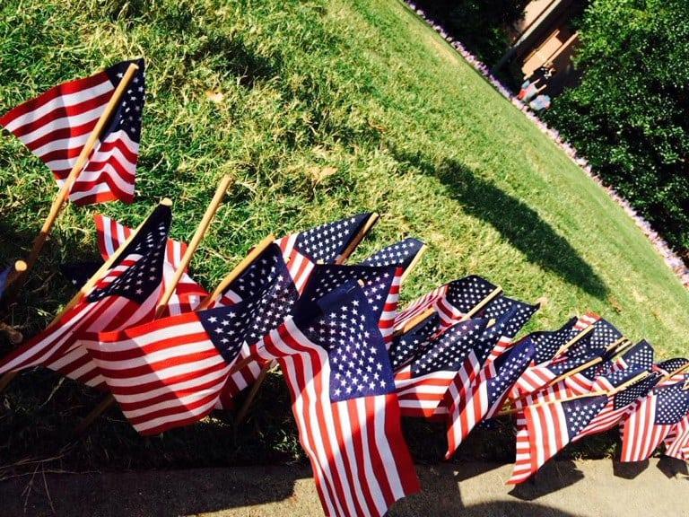 UGA 9/11 Memorial Ceremony