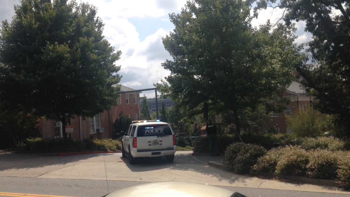 UGA police looking for person responsible for threat