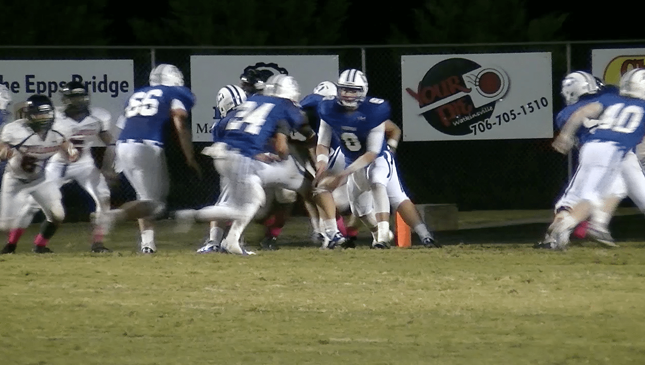Oconee County Looks To Rebound Against Jefferson