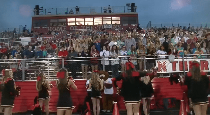 High School Football Fans May Be Gone This Weekend