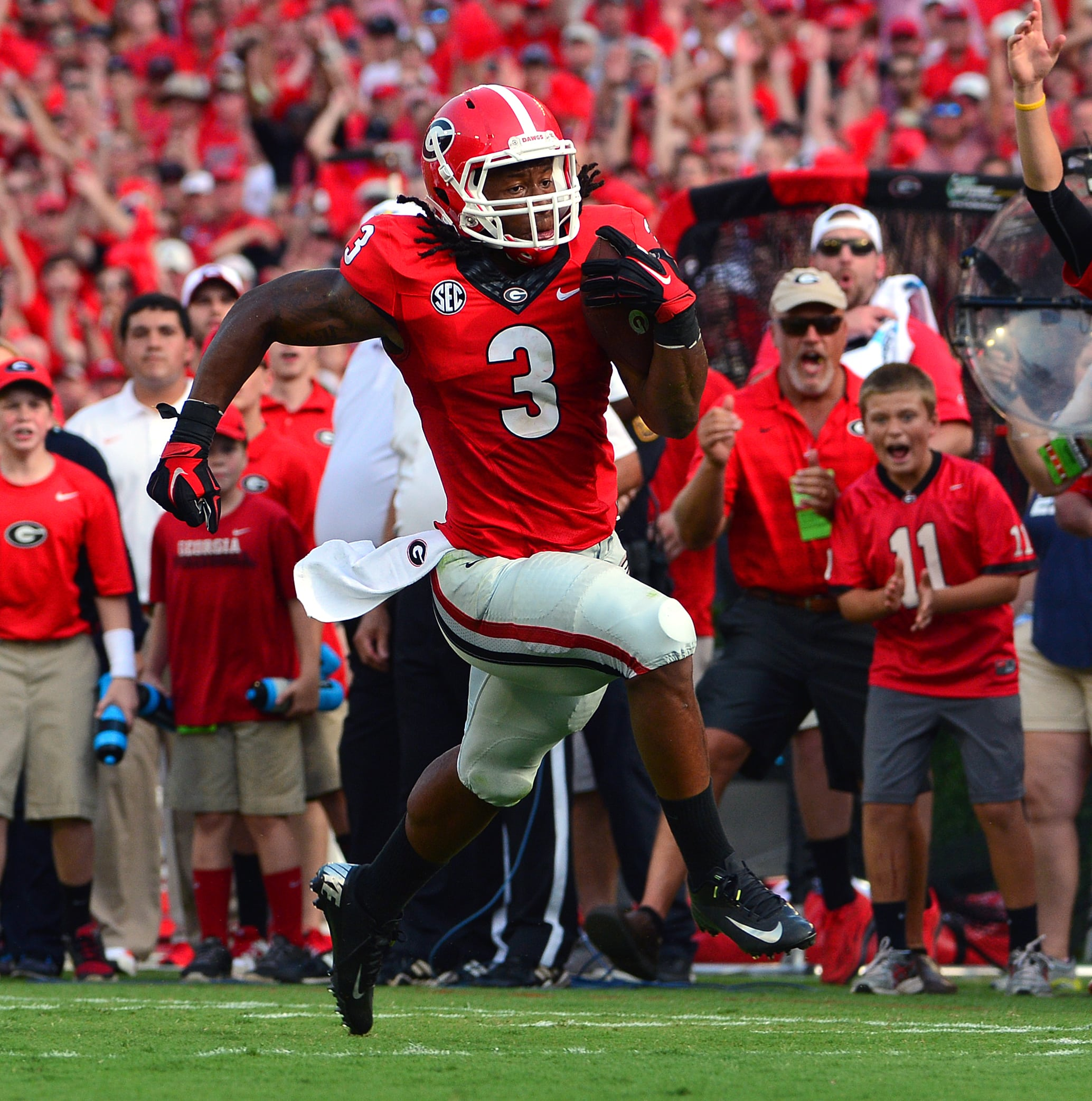Todd Gurley Indefinitely Suspended