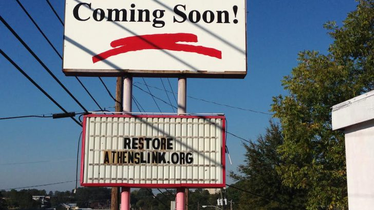 Local Athens Church Buys Gentlemen Club and Lingerie Boutique
