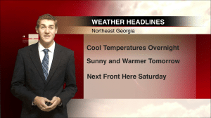 weather headlines