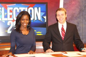 ELECTION ANCHORS PHOTO