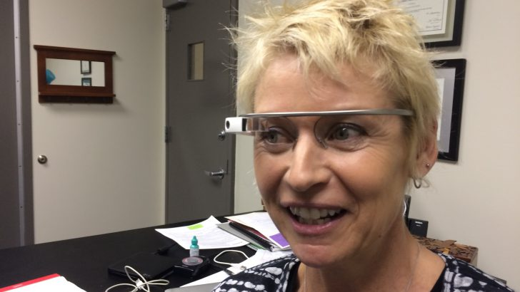 Google Glass- A Look Behind the Glasses