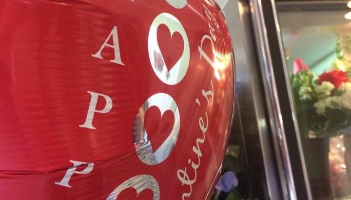 Flower shop feeling the love as Valentine's Day approaches
