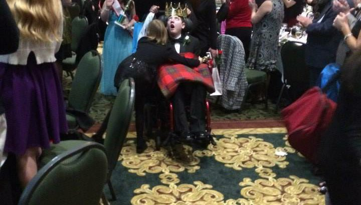 Extra Special People's Big Hearts Pageant Sales out Classic Center