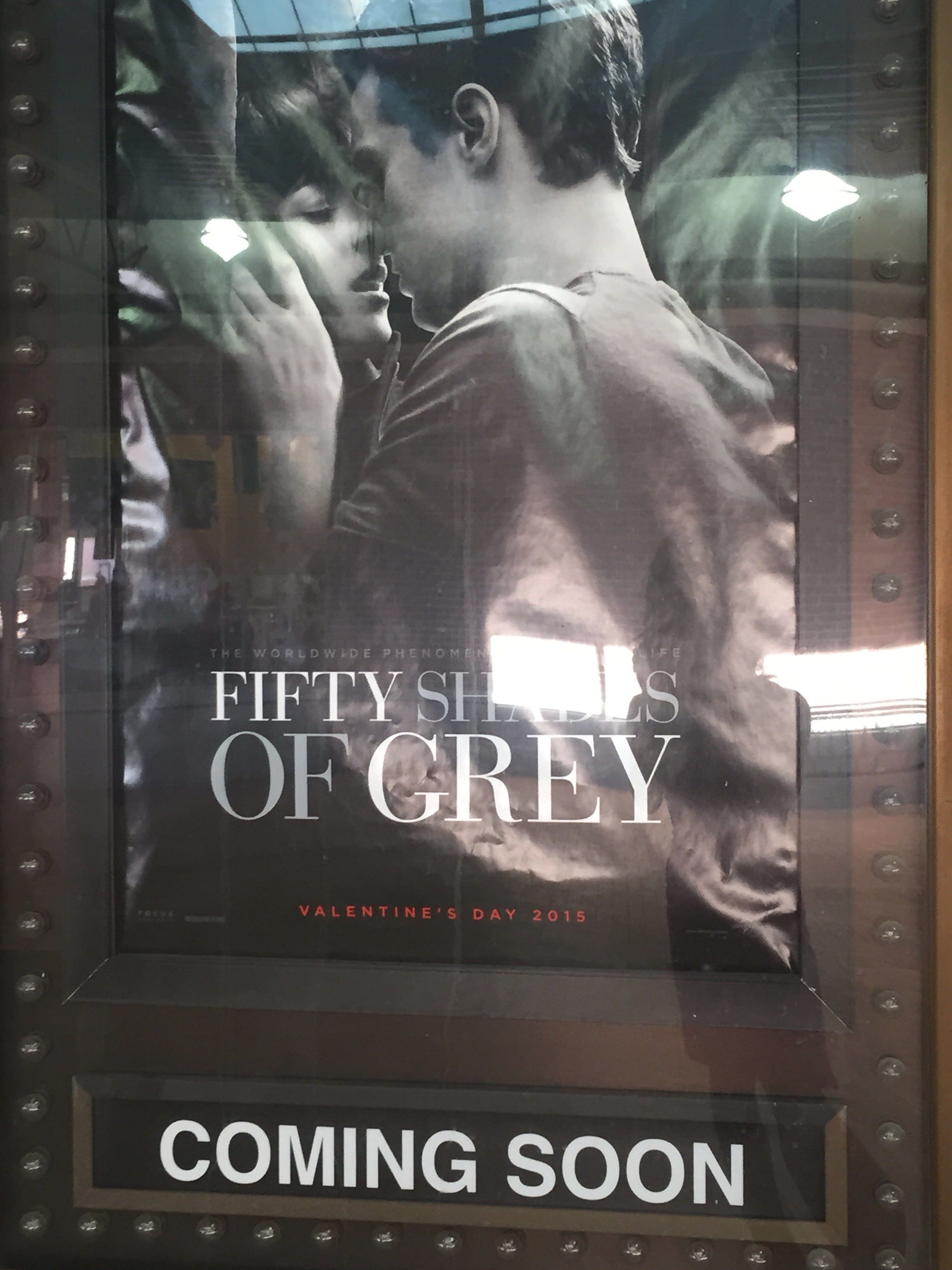Fifty Shades of Grey Premiere Causes Controversy