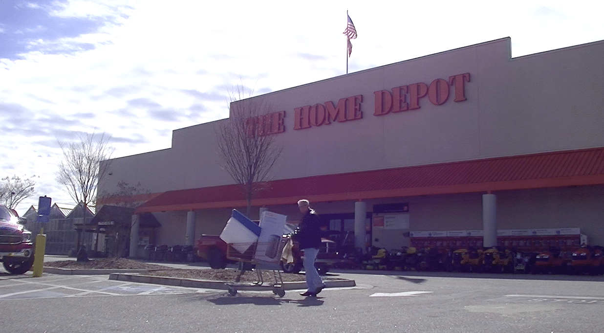 home depot athens ga february 10 2015 grady newsource 10526