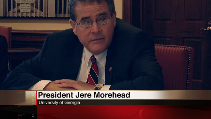 "UGA President Says ""No Bacterial Meningitis"" at University"