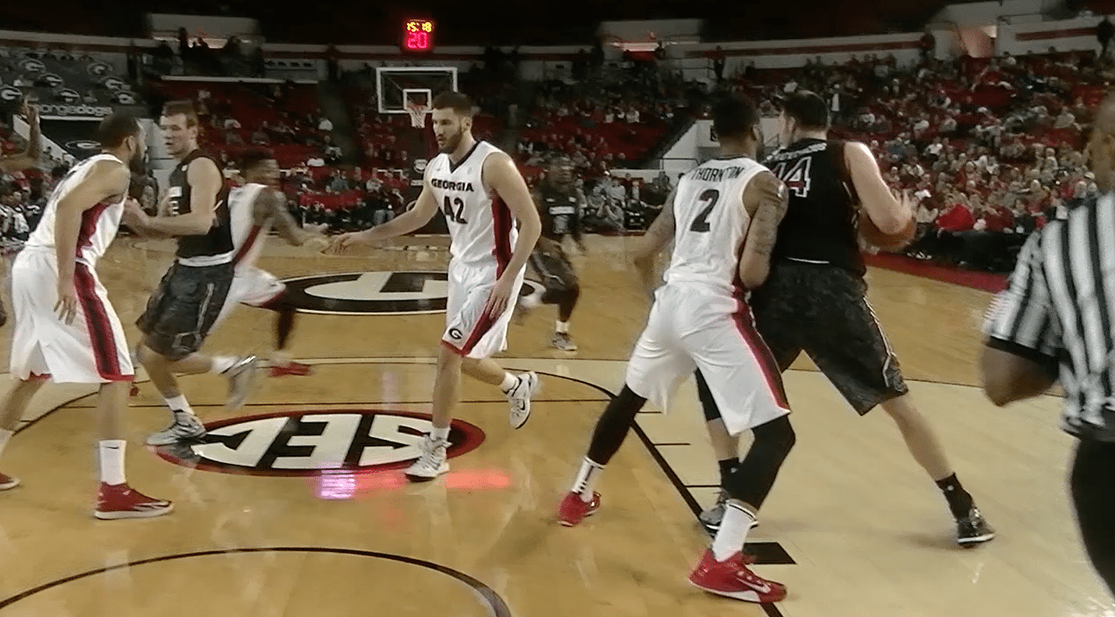 UGA Men's Basketball Loses Ground Against South Carolina