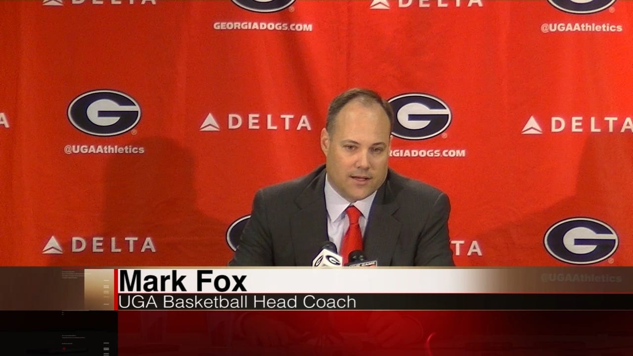 Coach Mark Fox talks upcoming game against undefeated Kentucky