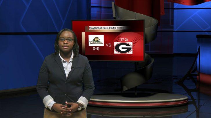 Georgia Softball Improves Record to 17-2