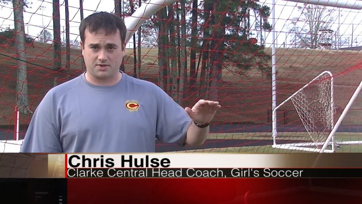 Clarke Central Girls Soccer undefeated, 3-0