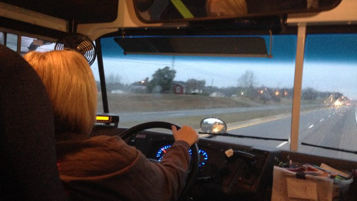 Brenda Arrendale: Life of a Caring Bus Driver