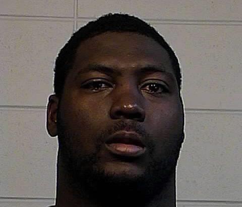 Former UGA defensive lineman arrested again for domestic violence