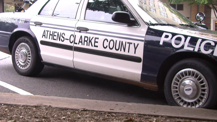 Armed robbery reported at Dement Street