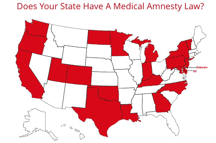 Medical amnesty law unclear to UGA students