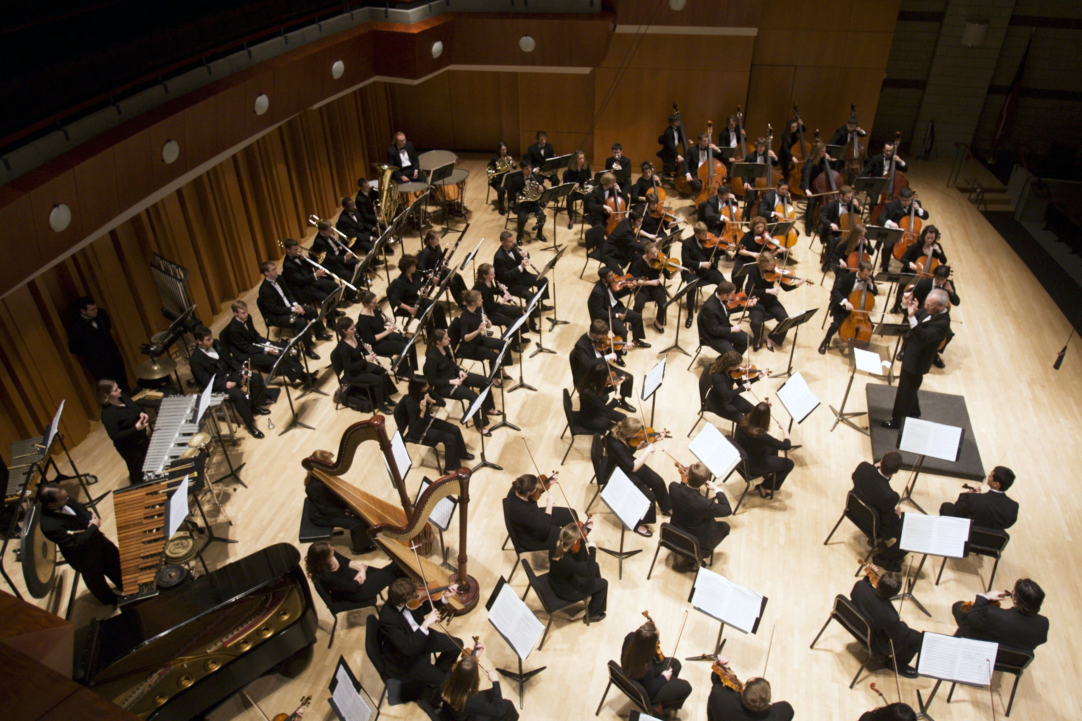 UGA Symphony to Perform Tonight at Hodgson Concert Hall