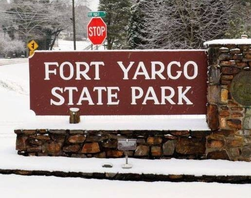 A $50,000 donation is helping Fort Yargo State Park get a new look
