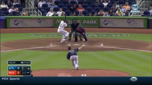Atlanta Braves vs. Miami Marlins