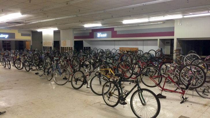 UGA program gives abandoned bikes a new, fresh start