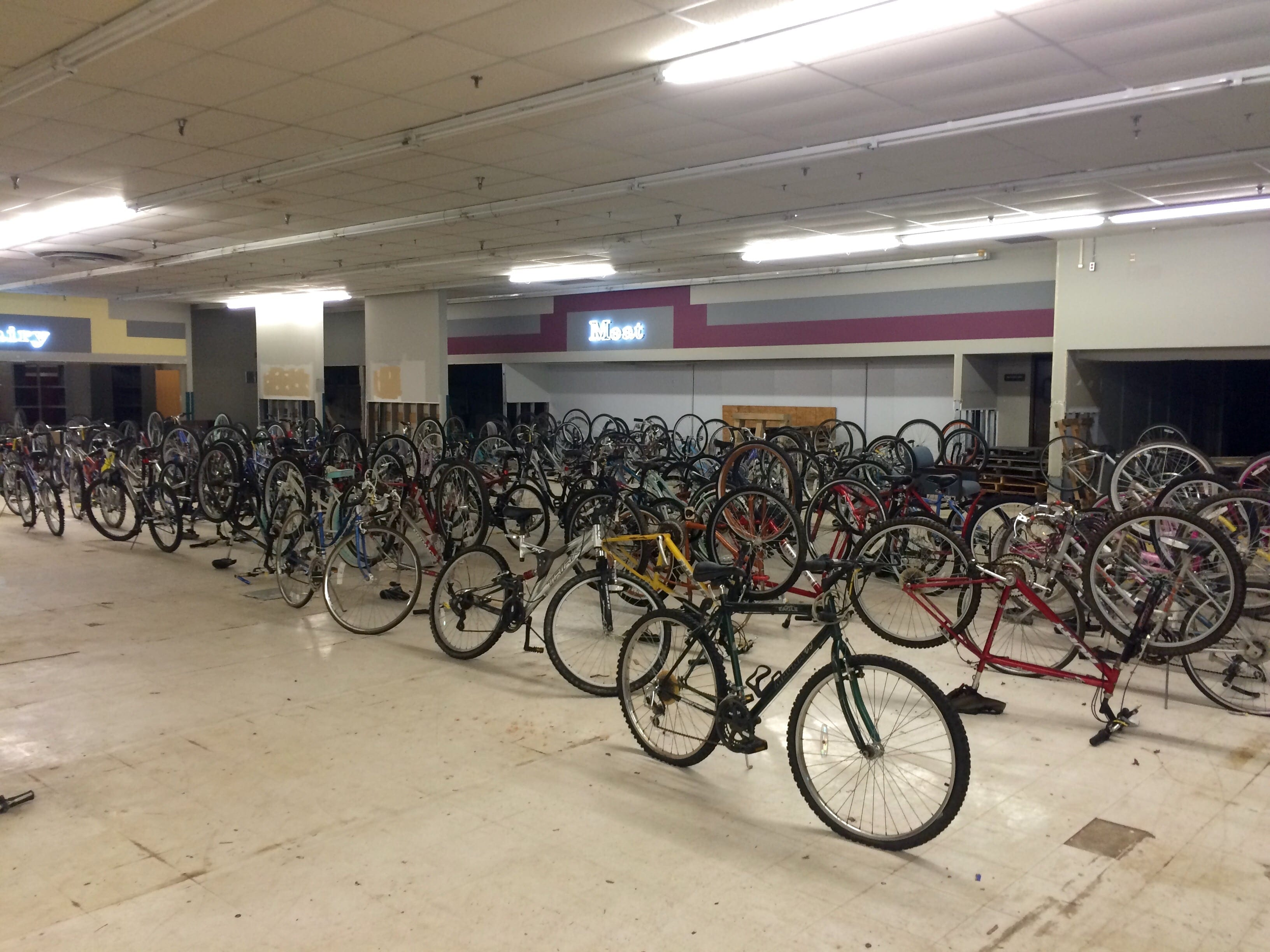 UGA program gives abandoned bikes a new, fresh start