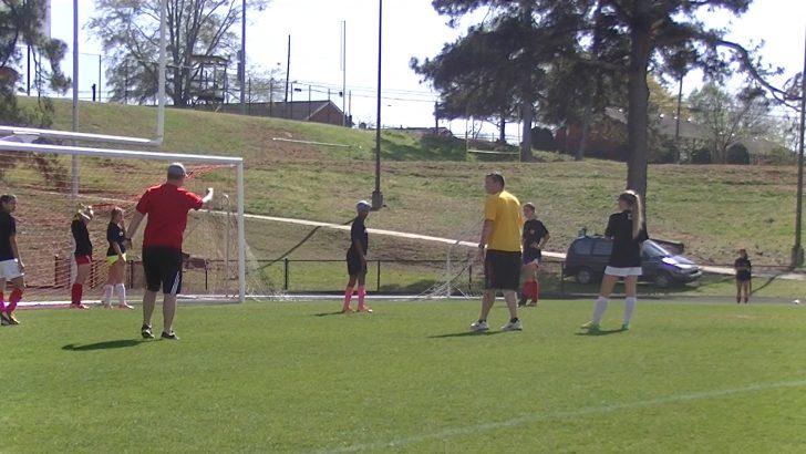 Clarke Central girl's soccer gears up for Winder-Barrow