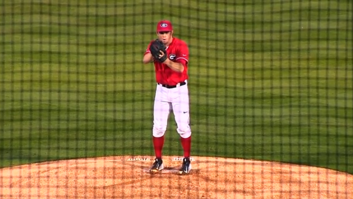 Georgia baseball drops series against Alabama