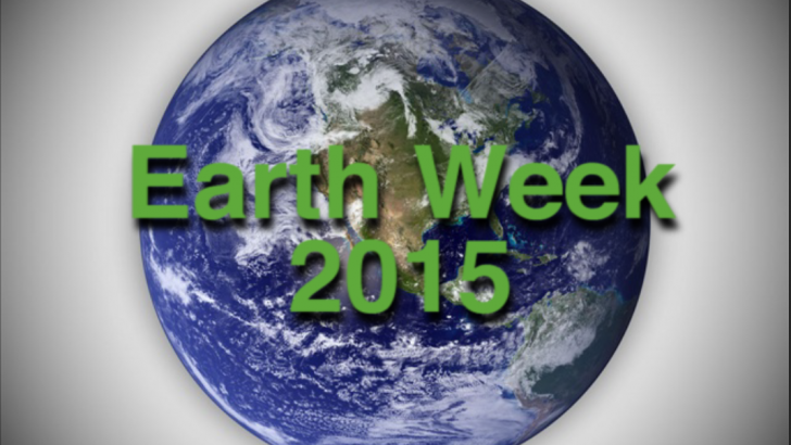 Earth Week kicks off at UGA