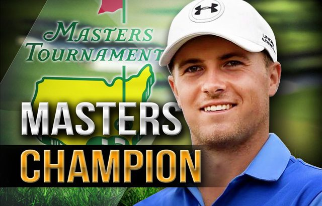 Masters champion Jordan Spieth motivated by former UGA golfer